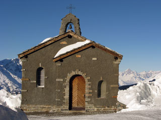 Kapelle Gornergrat